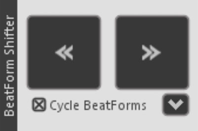 Liquid Rhythm Beatform Shifter