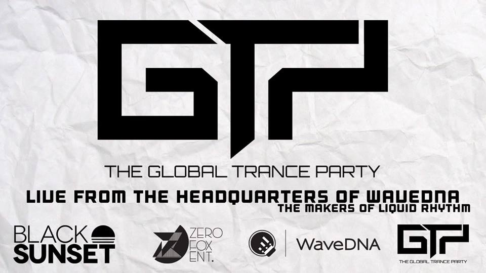 Black Sunset Music Global Trance Party