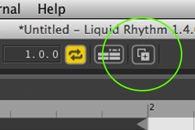 Liquid Rhythm Drag and Drop
