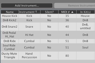 Liquid Rhythm Kit Editor