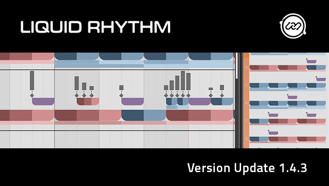 Liquid Rhythm 1.4.3 Software Update