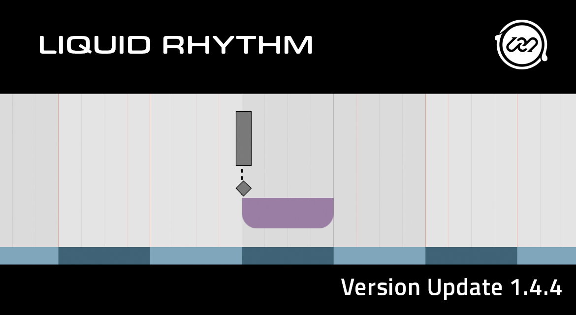 Liquid Rhythm Software Update 1.4.4