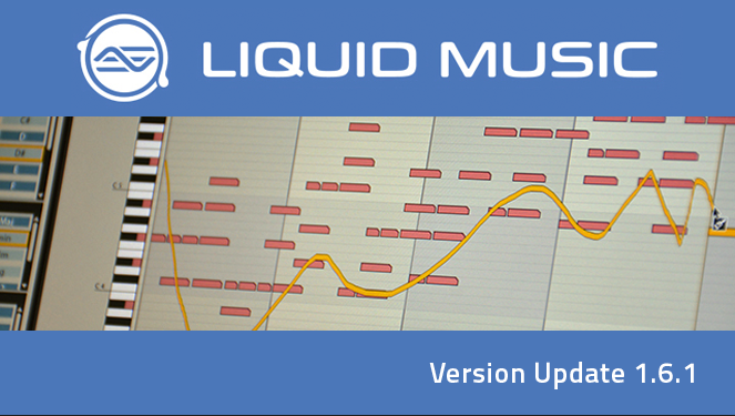 Liquid Music Update 1.6.1